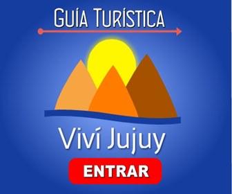 Viví Jujuy Guía Turística banner