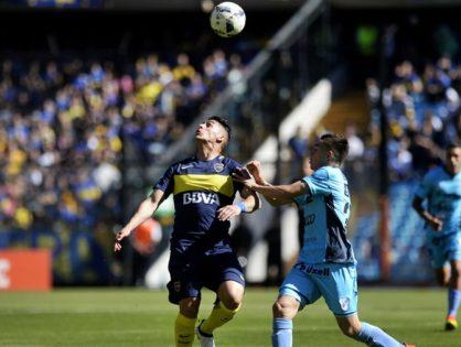 Boca le ganó a Temperley y continua como único líder de la Superliga
