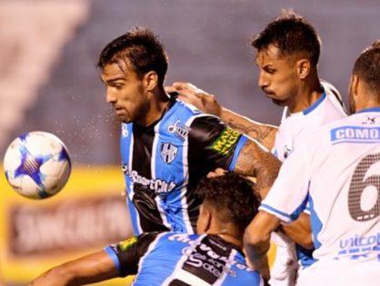 Nacional B: El Lobo empató sin goles con Almagro