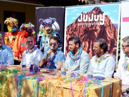 Presentaron el Carnavalódromo y Peña de Los Tekis