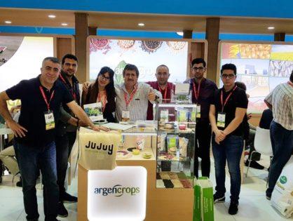La producción de Jujuy se muestra en Dubai