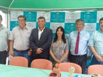 Jujuy promociona sus legumbres al mundo