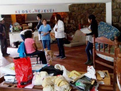 Yala: Operativo de asistencia a damnificados