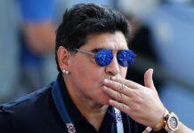 Maradona Rusia 2018