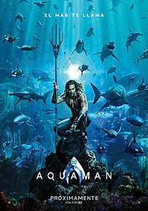 Aquaman Cine Alfa Cine Annuar
