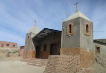 Iglesia Olaroz Chico