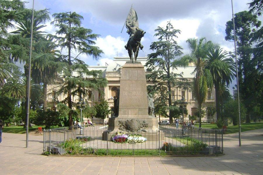 Jujuy Plaza Belgrano
