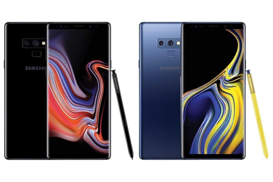 El Samsung Galaxy Note 9, filtrado en un vídeo por error