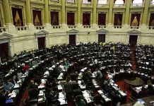 Senado Argentina