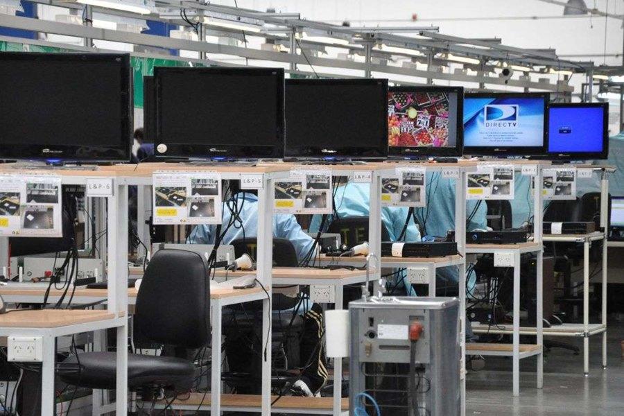 Industria electronica