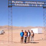 Nuevos aportes técnicos a la planta energética de Cauchari