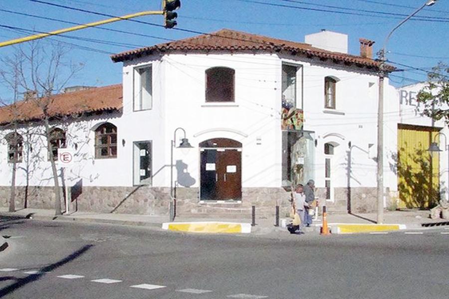 Centro Cultural Hector Tizón