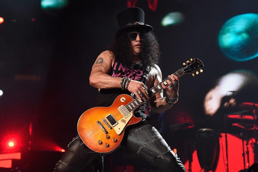 Slash anuncia gira por Argentina para 2019