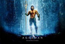 Aquaman ficha de la película