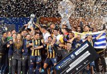 Central Campeon Copa Argentina