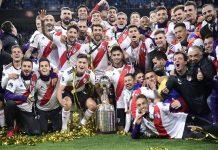 River Campeon de la Copa Libertadores