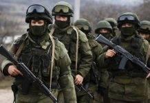Paramilitares Rusos Grupo Wagner