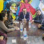 Vecinos de Barrio Moreno visitaron el Concejo Deliberante