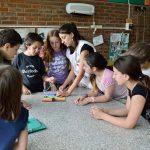 Entre tizas y tubos de ensayo: educando a futuros científicos