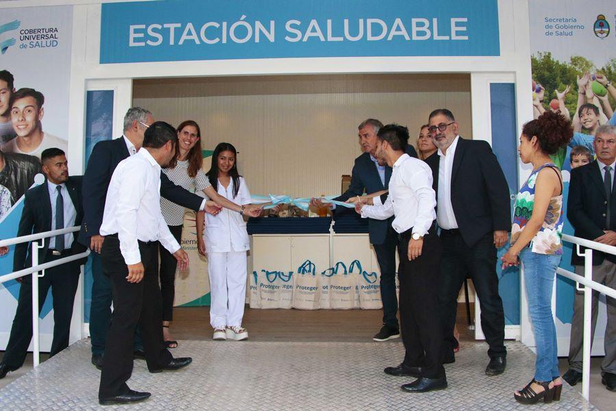 Estacion saludable Jujuy
