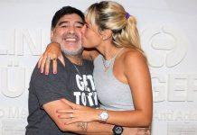 Diego Maradona - Rocio Oliva