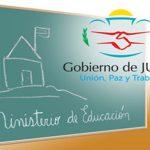 Educación: Programan la primera jornada institucional 2019