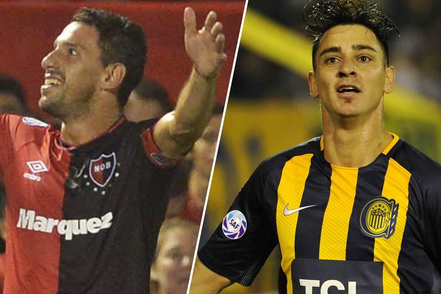 Newells vs Rosario Central