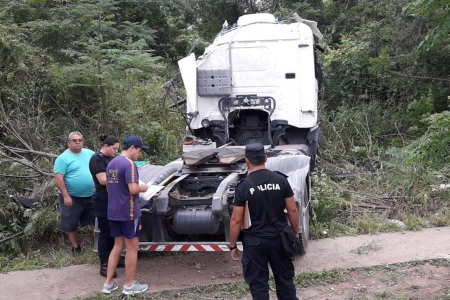 accidente San Pedro