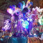 San Pedro celebra entusiastamente el Carnaval