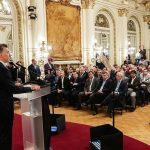Macri anunció una rebaja de aportes patronales