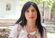 Analía Correa, subdirectora de Rentas