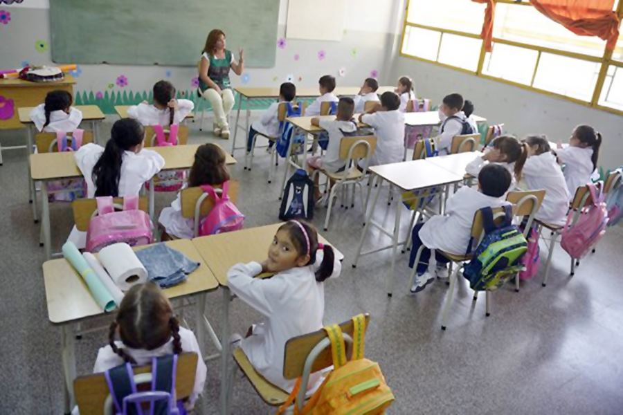 cole aula escuela