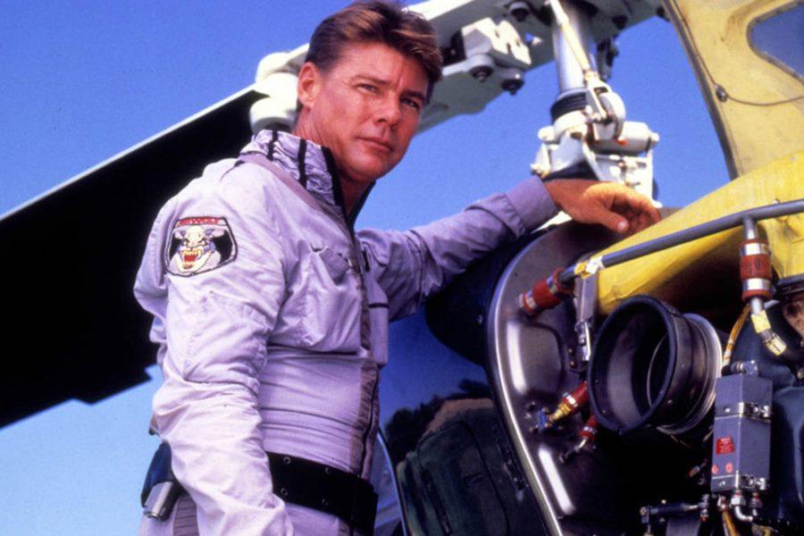 Muere Jan-Michael Vincent, famoso por la serie 'Lobo del Aire'