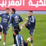 Con múltiples cambios Argentina enfrenta a Marruecos