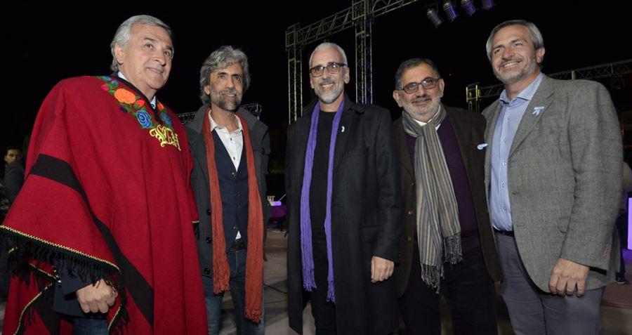 Acto por el 8vo Aniversario de Centro Cultural «Héctor Tizón».