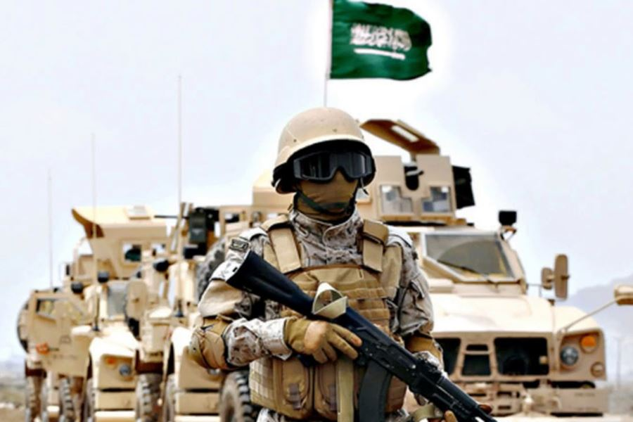 Ejercito Arabia Saudita
