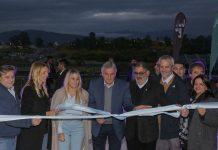 Inauguración Parque Belgrano