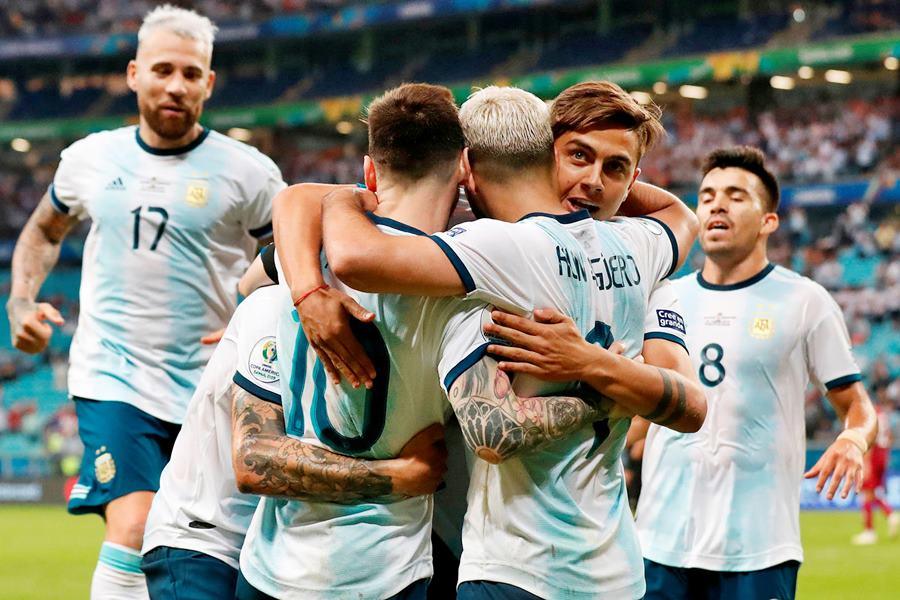 Argentina Qatar