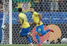 Brasil Ecuador