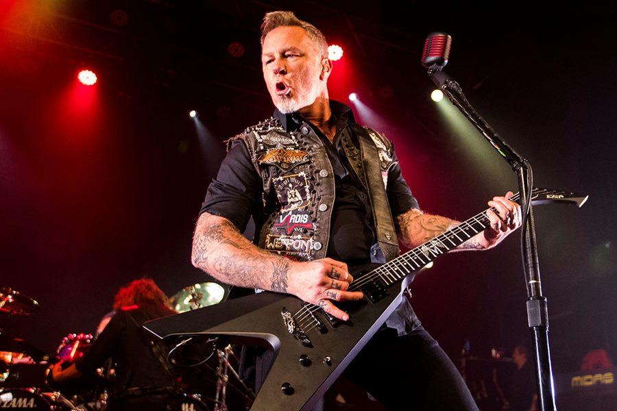 El baterista de 13 años que deslumbró a Metallica