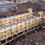 Realizan obras de infraestructura en Pampa Blanca y Libertador Gra. San Martín