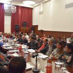 La Legislatura recibió a gremios y ministro de trabajo