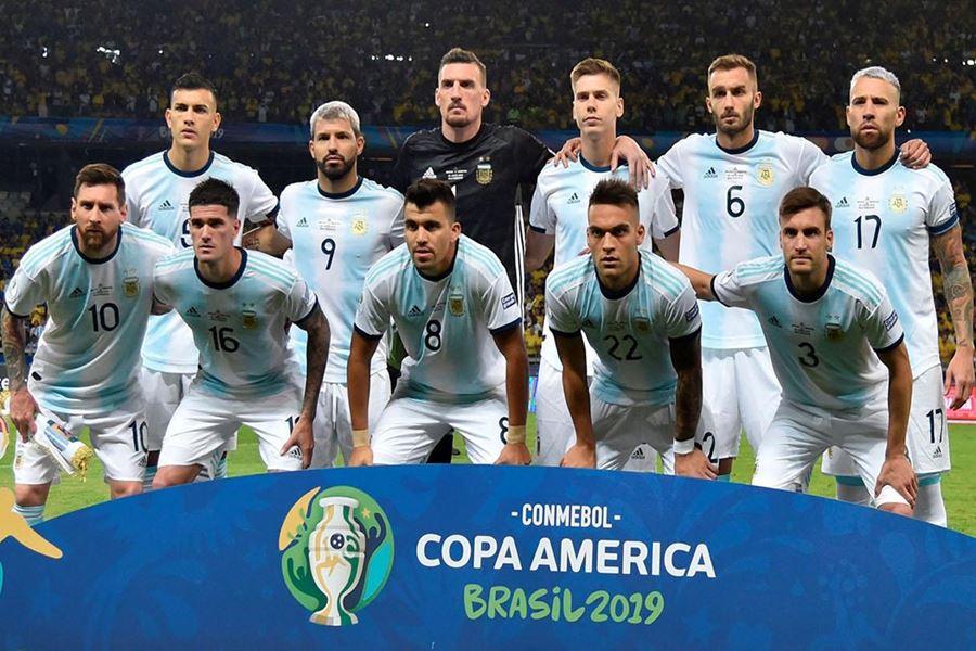 Argentina Copa America 2019