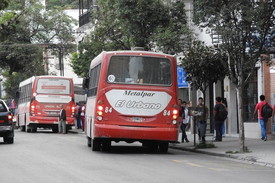 Colectivos Jujuy