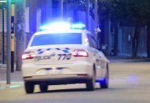 Patrullero polícia de Jujuy