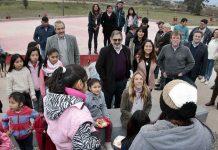 Visita Parque Belgrano