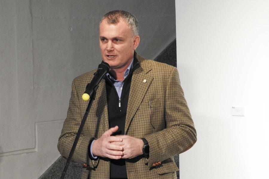 Federico Gatti, administrador general del Ingenio Ledesma