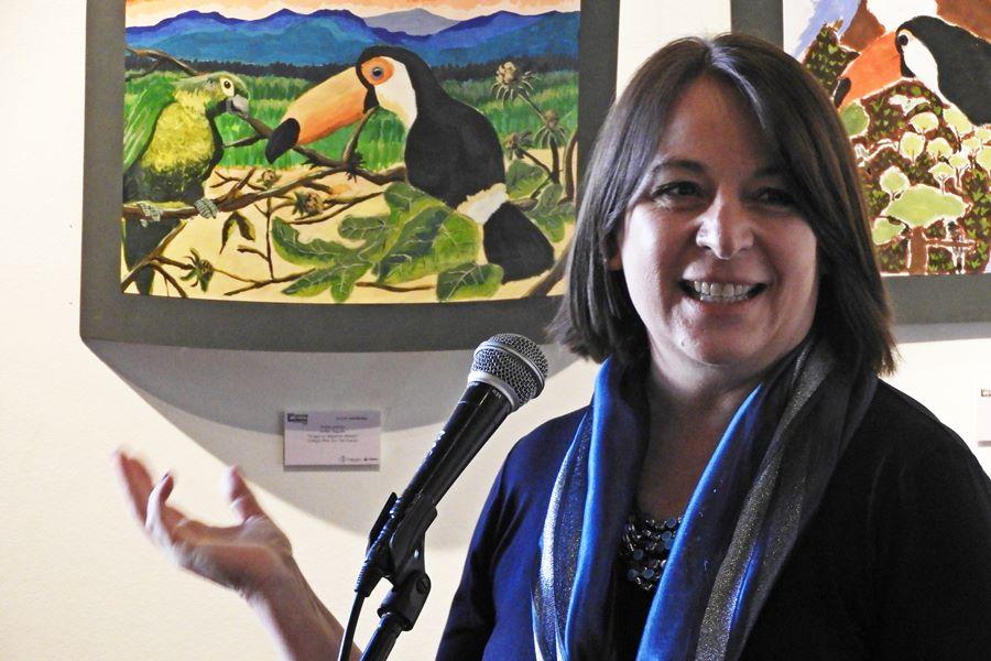 Leonor Calvo, coordinadora de Cultura de la empresa Ledesma