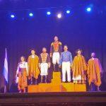 """Brillante espectáculo ofrece el musical """"Belgrano en Jujuy"""""""""""