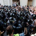 Rusia: qué reclaman los manifestantes que desafían la represión
